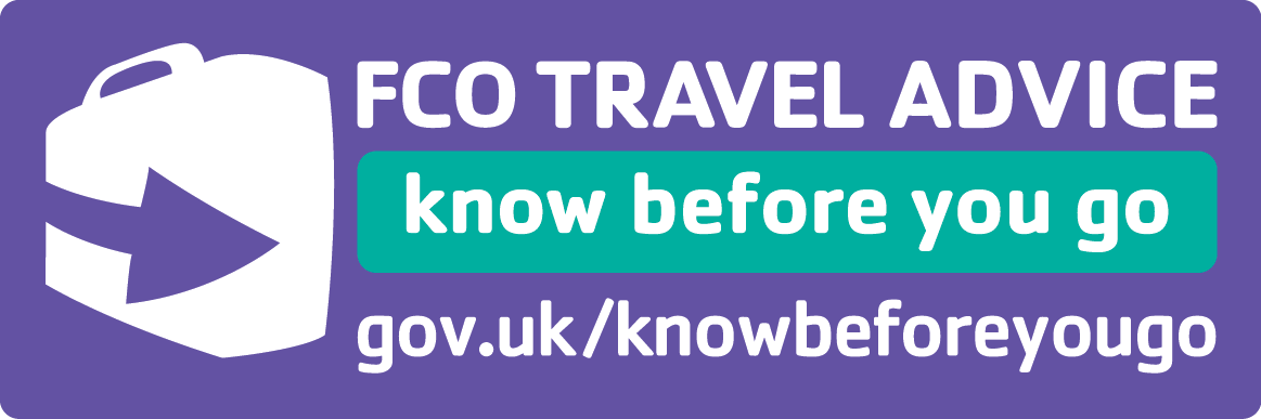 Know Before You Go FCO Campaign